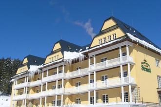 Vyšné Ružbachy-Grand Hotel Strand