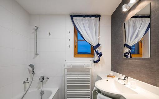Hotel Ostrov Koupelna Apartmán Standard