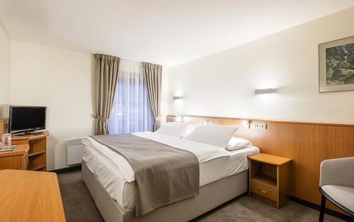 Hotel Ostrov Malý dvoulůžkový pokoj