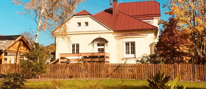 Apartmány Na Faře + Stodola Na Bílé Bílá 1117279390