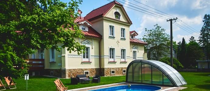 Apartmány Na Faře & Stodola Na Bílé Bílá