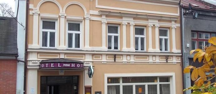 Hotel Pivovar Polička
