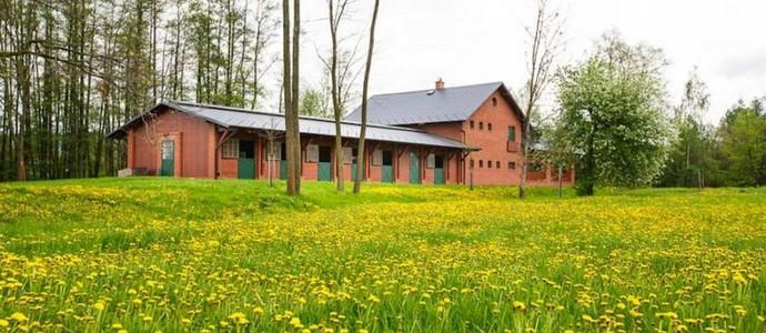 Mlýn vodníka Slámy - Konírna Háj ve Slezsku 1133749341