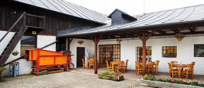 Mlýn vodníka Slámy - Havlíčkův dům Háj ve Slezsku 1133749407