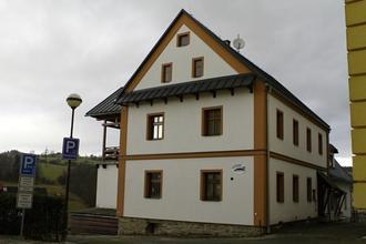 Ubytování v soukromí Langerovi Branná