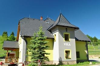 Penzion Vila Jana Ostružná 45885158