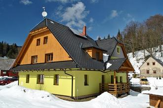 Penzion Vila Jana Ostružná
