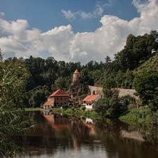 Penzion Černická obora-Sudoměřice u Bechyně-pobyt-Toulky Černickou oborou