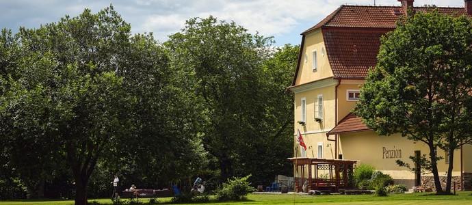 Penzion Černická obora Sudoměřice u Bechyně 1134973131