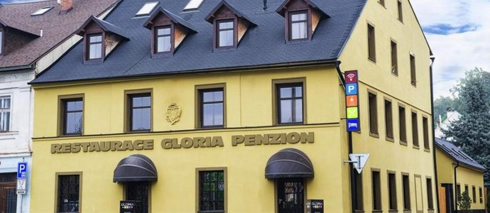Pension Gloria Chrastava