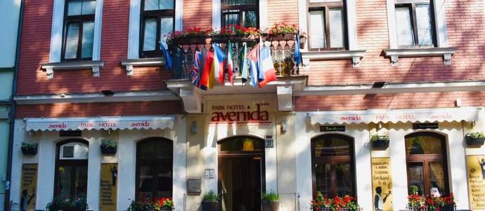 Avenida Park Hotel Teplice