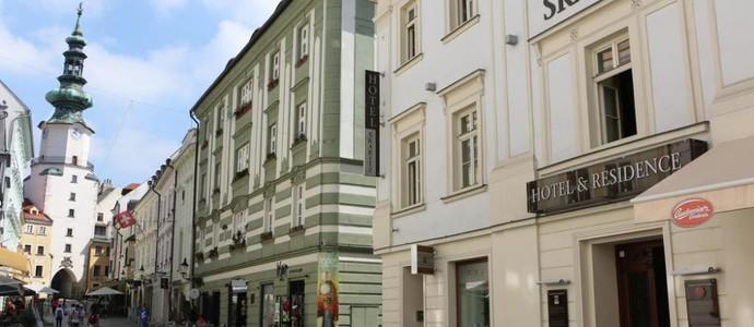 Apartmány Biela Bratislava