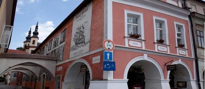 Penzion Paseka Litomyšl
