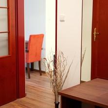 Vchod apartmán - Valašské Meziříčí