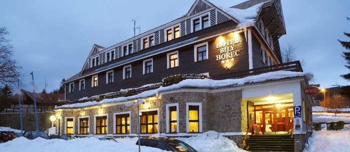 Spa Hotel Bílý Hořec Harrachov 1119637068