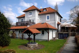 Penzion u Nešlehů Horní Planá