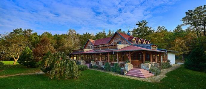 Rekreační areál Kamínka Roštín