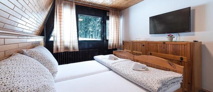Hotel pod Šaumburkem Rajnochovice 40733404