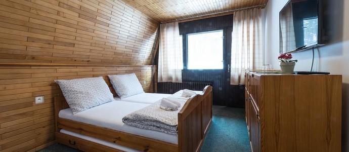 Hotel pod Šaumburkem Rajnochovice