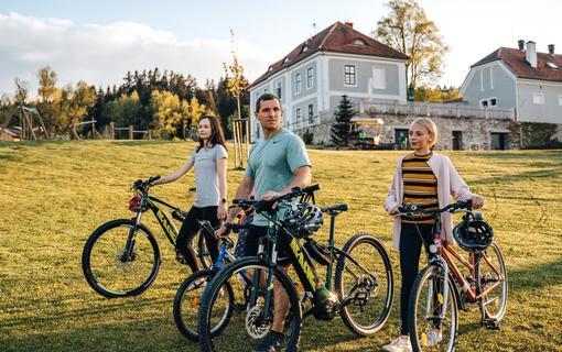 Aparthotel & Wellness Knížecí cesta Cyklovýlety