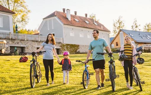 Aparthotel & Wellness Knížecí cesta Aktivní dovolená