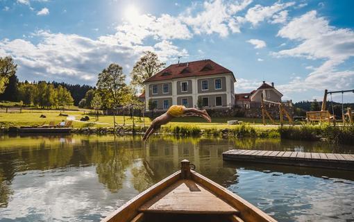 Aparthotel & Wellness Knížecí cesta Letní dovolená Knížecí Cestou