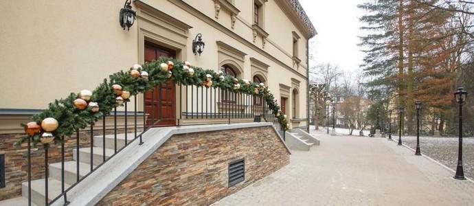 Male Versailles Hotel & Restaurant Karlovy Vary
