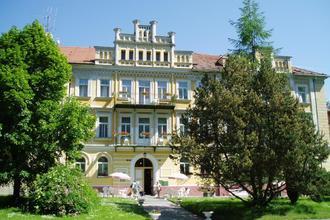Hotel Luisa Františkovy Lázně