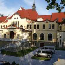 Rubezahl-Marienbad Historical Luxury Castle Hotel Mariánské Lázně