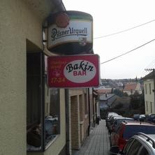 Bakin bar