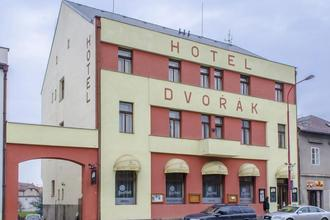 Hotel Dvořák Chrast