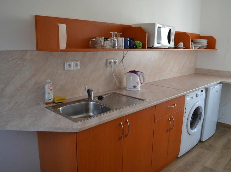 Kuchyňka budova D