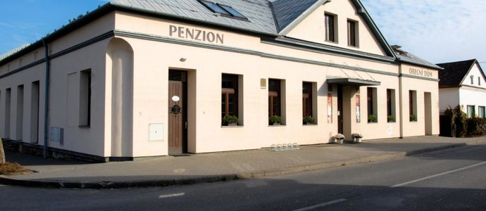 Penzion Obecní dům Mokré Lazce