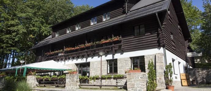Hotel Křemešník Nový Rychnov