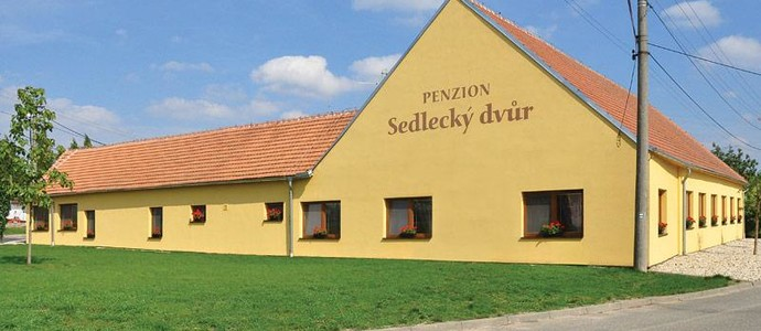 Penzion Sedlecký dvůr Sedlec