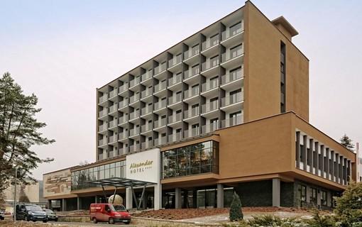 Léčebný pobyt Standard-Hotel Alexander 1154920261