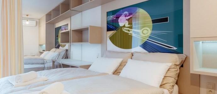 Smarthotel NEZVALOVA ARCHA Olomouc 1124276844