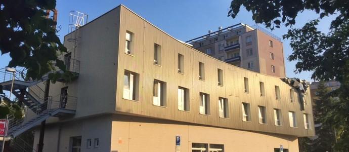 Smarthotel NEZVALOVA ARCHA Olomouc