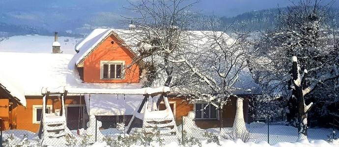 Dorotíkova chalupa Hutisko-Solanec 1135112135