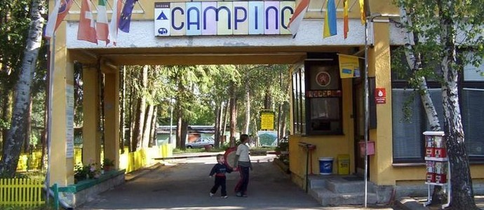 Autocamping Hluboký Holice