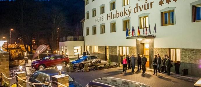 Hotel Hluboký dvůr Hlubočky 1125050599