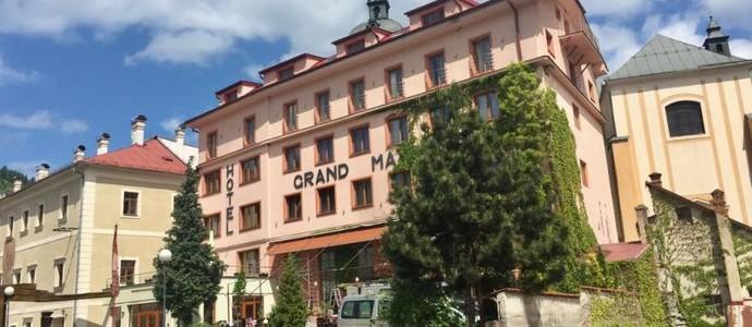 Hotel & Penzión Grand Matej Banská Štiavnica
