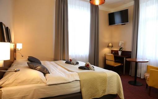 Malý léčebný pobyt na 2 noci- WELLNESS HOTEL VILLA GROHMANN 1141624175
