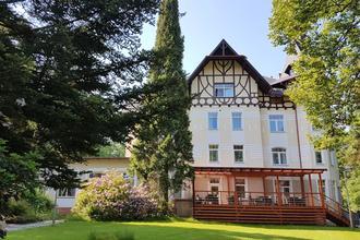 Lipová-lázně-WELLNESS HOTEL VILLA GROHMANN