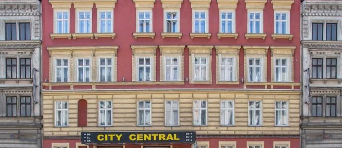 Hotel CITY CENTRAL Praha