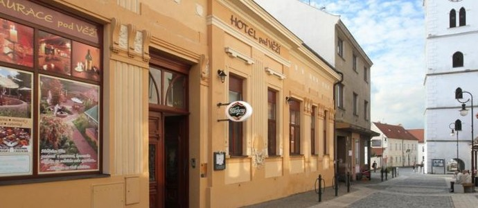 Hotel Pod Věží Strážnice