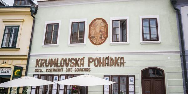 Krumlovská pohádka Český Krumlov