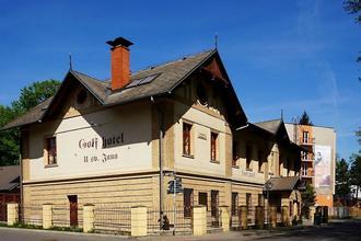 Hotel U sv. Jana Šilheřovice 44647688