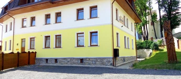 Penzion Altendorf Stará Lesná