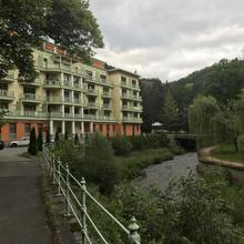 Sluneční Lázně Karlovy Vary